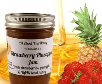 Strawberry Pineapple Jam